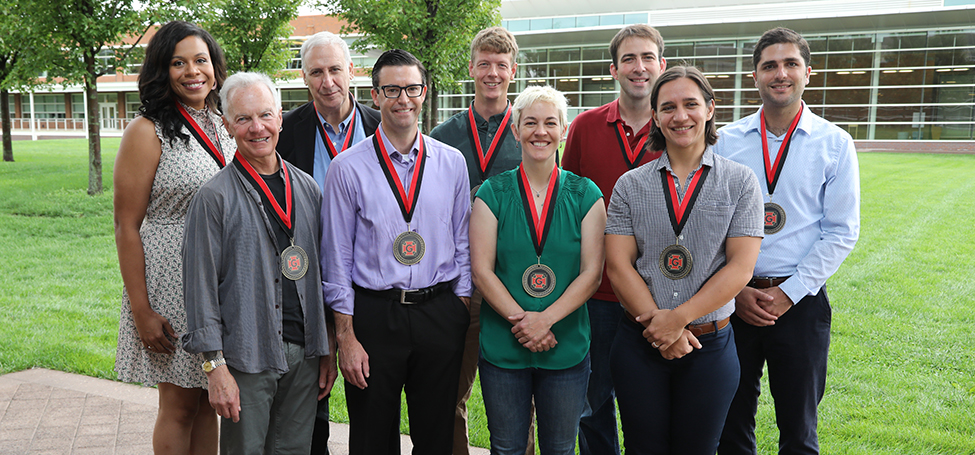 Athletic Hall of Fame 2018 winners