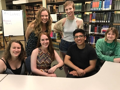 17-18 Library Research Tutors