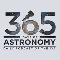 Logo for 365 Days of Astronomy