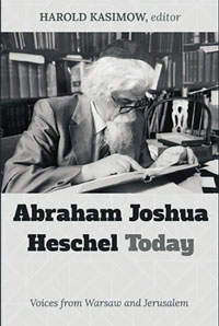 cover of Abraham Joshua Heschel Today