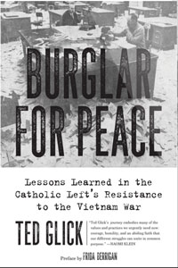 Cover of Burglar for Peace