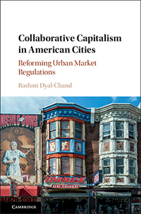 Collaborative Capitalism in American Cities book cover