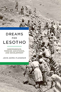 Dreams for Lesotho book cover