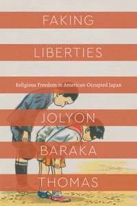 book cover of Faking Liberties