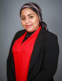 Hend Nafea, an Egyptian activist