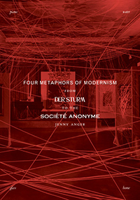 Four Metaphors  of Modernism book cover