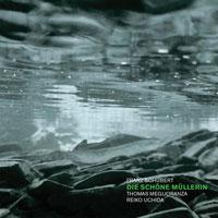 Cover of Die schöne Müllerin by Thomas Meglioranza