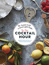 Cover of The New Cocktail Hour