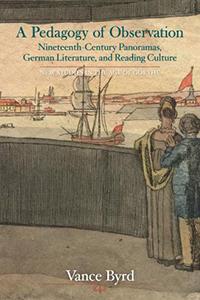 Pedagogy of Observation book cover