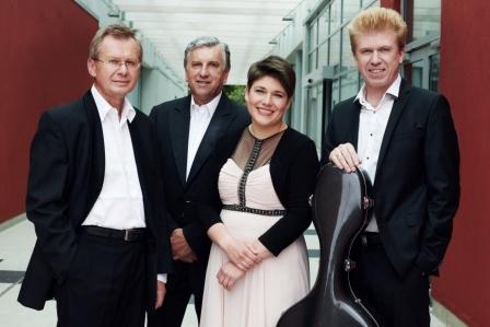 The Prazak Quartet