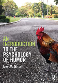 An Introduction to the Psychology of Humor book cover