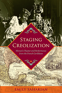 Staging Creolization book cover