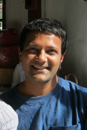 Astrophysicist Kartik Sheth '93
