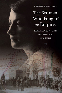 The Woman Who Fought an Empire book cover