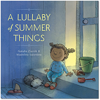 A Lullaby of Summer Things book cover