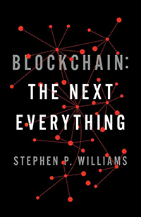 Blockchain: The Next Everything book cover