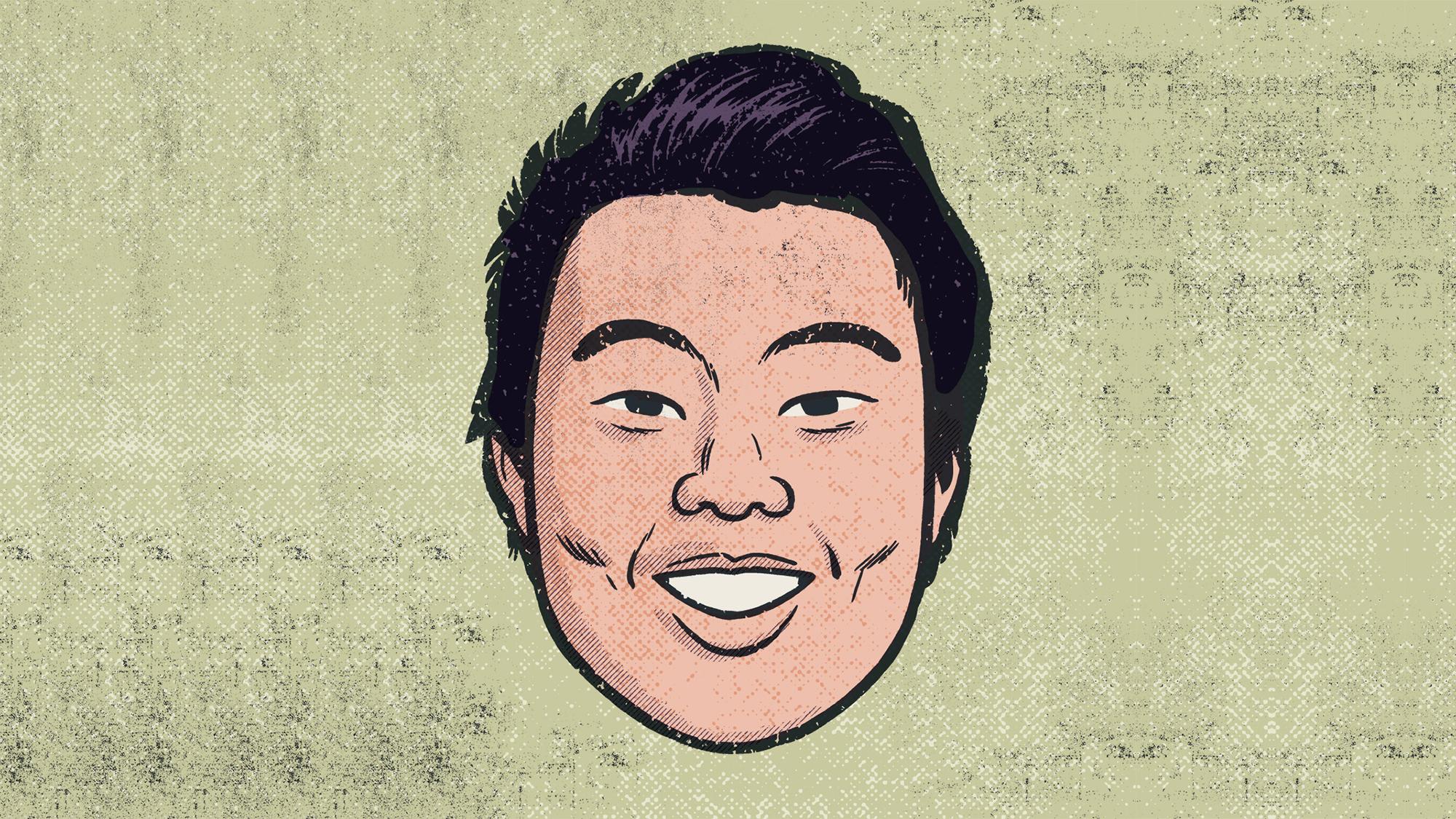 Illustration of Jeman Park '20