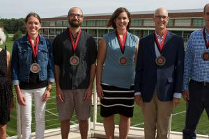 2016 Grinnell College's Athletics Hall of Fame