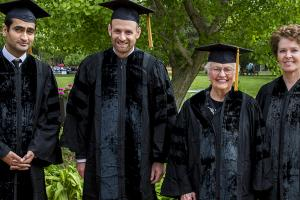 2017 Honorary Degree Recipients