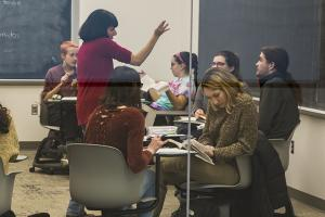 Class held in the HSSC