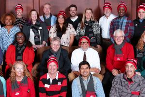 Fall Alumni Council group photo