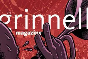 Grinnell Magazine Redesign