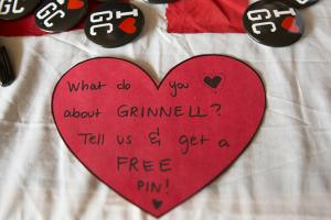 I Heart GC Week buttons