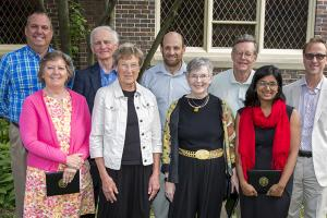 2016 Grinnell College Alumni Awards Winners
