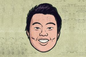 Illustration of Jeman Park '20