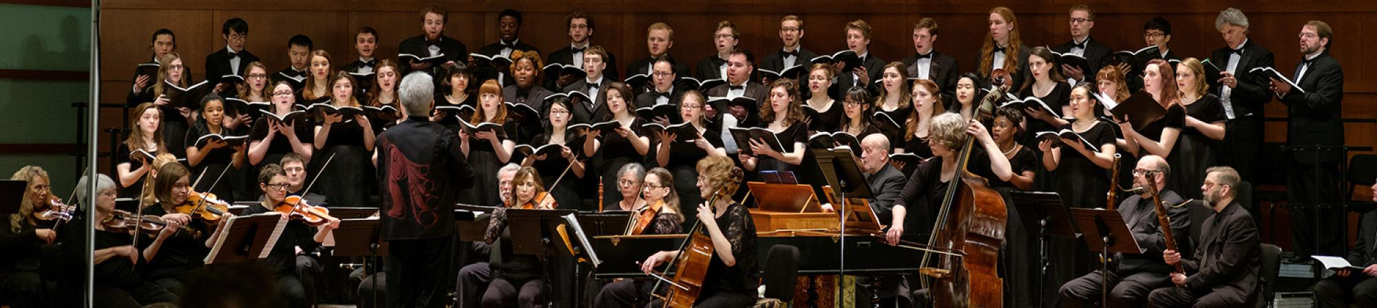 Grinnell Singers in concert
