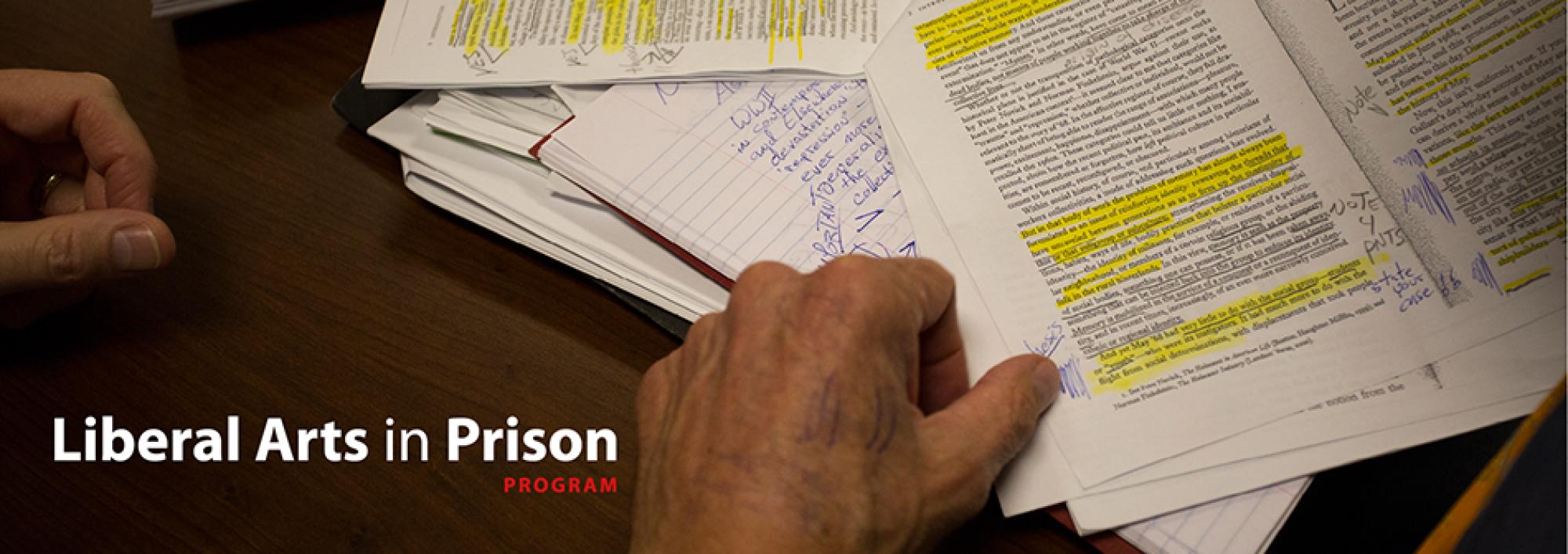 Liberal Arts in Prison Program