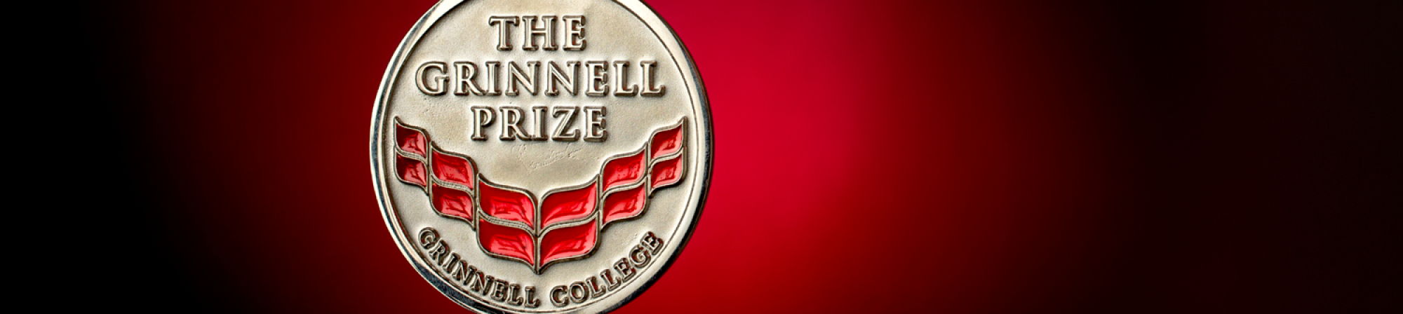 Grinnell Prize medal