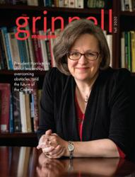 Cover of Grinnell Magazine Fall 2020