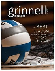 2020 Spring Grinnell Magazine cover