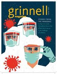 Cover of 2020 Summer Grinnell Magazine