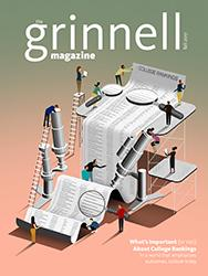 The Grinnell Magazine Fall 2017 Issue