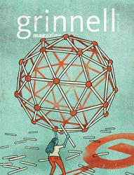 The Grinnell Magazine Summer 2018 Cover