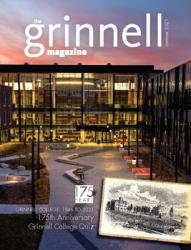 Cover 2021 Summer Grinnell Magazine