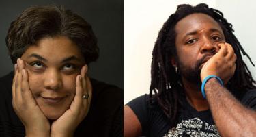 Roxanne Gay and Marlon James