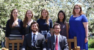 2017 Grinnell College Fulbright recipients