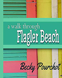 A Walk Through Flagler Beach book cover