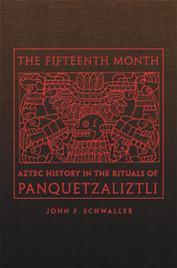 Book cover of The Fifteenth Month