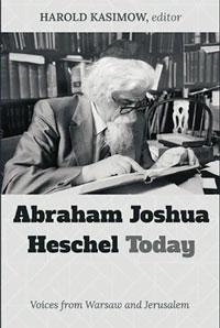 cover of Abraham Joshua Heschel Today