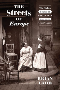Cover of the Streets of Europe