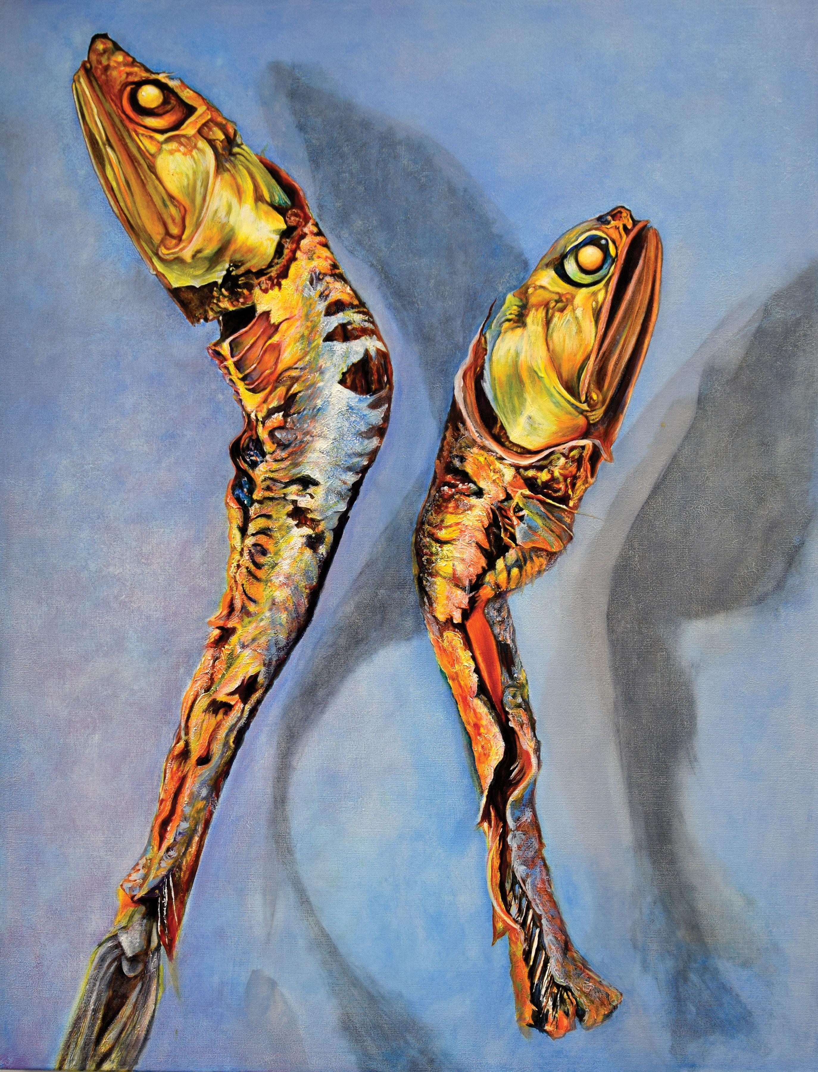Pamela Crocket, Anchovy Dance