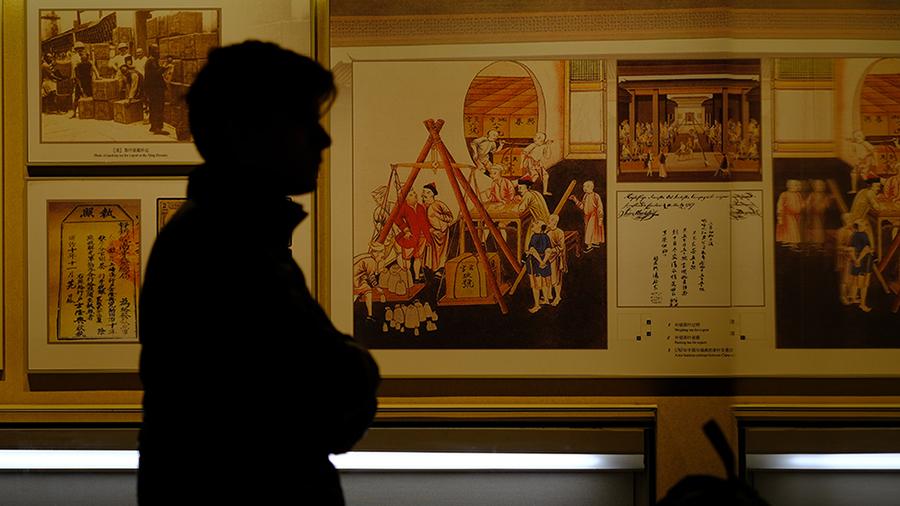 art at Hangzhou Cuisine Museum