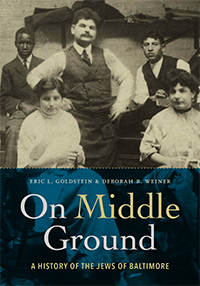 On Middle Ground book cover