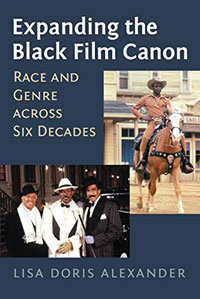 Cover of Expanding the Black Film Canon