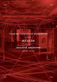 Four Metaphors  of Modernism book cover