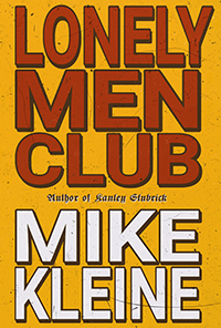 Lonely Men Club book cover